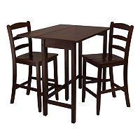 Winsome Lynnwood 3 pc Dining Set
