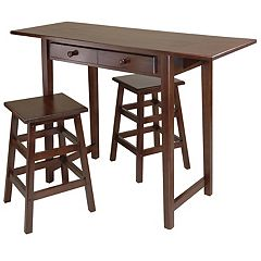 Winsome Mercer 3 pc Table Set