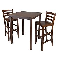 Winsome Parkland 3 pc Table Set
