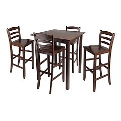 Winsome Parkland 5 pc Pub Table Set