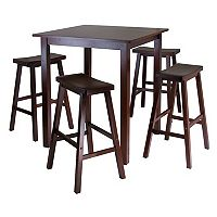Winsome Parkland 5 pc Table Set