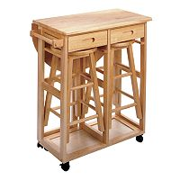 Winsome Space Saver 3-pc. Dining Set