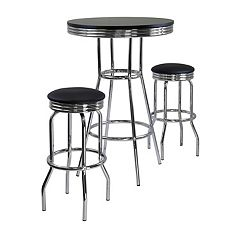 Winsome Summit 3-pc. Pub Table Set