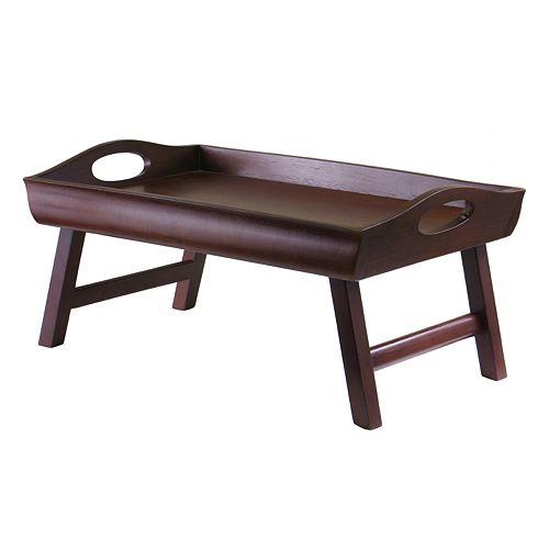 Winsome Sedona Foldable Bed Tray