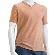 Unionbay Harper Tri-Blend Notched V-Neck Tee - Men