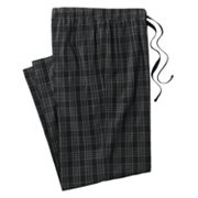 Apt. 9 Plaid Lounge Pants - Big and Tall