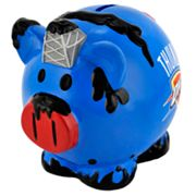 Oklahoma City Thunder Thematic Piggy Bank