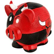 Chicago Bulls Thematic Piggy Bank