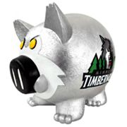 Minnesota Timberwolves Thematic Piggy Bank