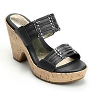 Croft and Barrow sole (sense)ability Platform Wedge Sandals - Women