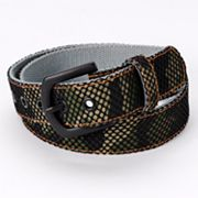 Tony Hawk Reversible Camo Web Belt