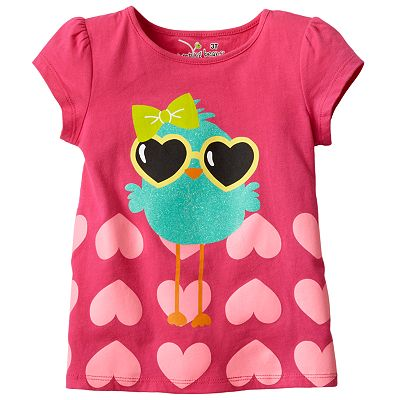 Jumping Beans Bird Tee - Toddler