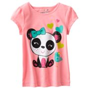 Jumping Beans Panda and Bird Tee - Toddler