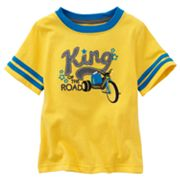 Jumping Beans King of the Road Tee - Baby