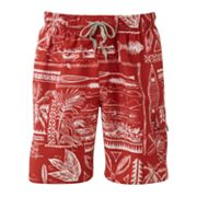 Croft and Barrow The Journey Swim Trunks