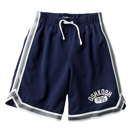 Oshkosh B'Gosh Athletic Mesh Shorts - Boys 4-7X