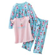 Carter's Princess Castle Pajama Set - Baby