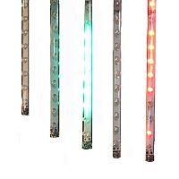Kurt Adler Outdoor LED Add-On Multi-Colored Snowfall Light Set