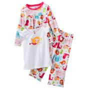 Carter's Mermaid Pajama Set - Toddler