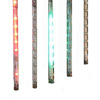 Kurt Adler LED Multi-Colored Snowfall Light Set