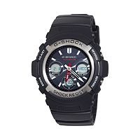 Casio Men's G-Shock Tough Solar Analog & Digital Atomic Watch - AWGM100-1ACR