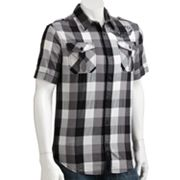 Helix Buffalo Plaid Button-Down Shirt - Men