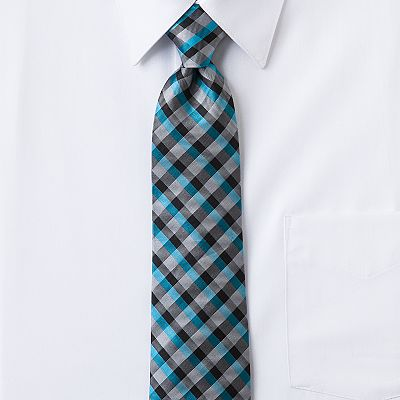 Croft and Barrow Houston Natte Boxed Tie