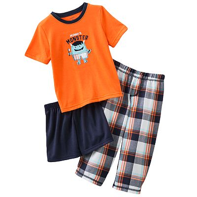 Carter's Mommy's Monster Pajama Set - Toddler