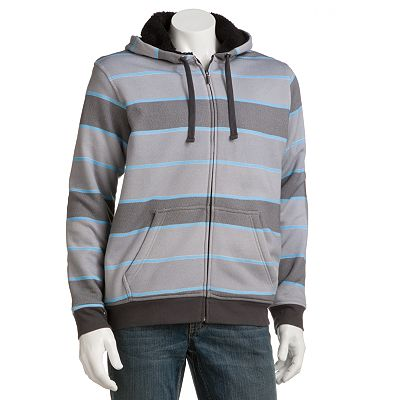 Hybrid Twisted Stripe Hoodie - Men