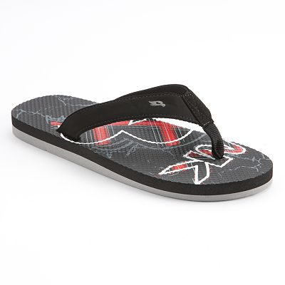 Tony Hawk Plaid Fashion Flip-Flops - Boys 8-20