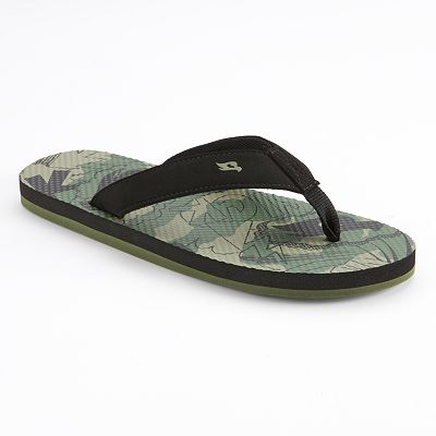 Tony Hawk Camo Fashion Flip-Flops - Boys 8-20