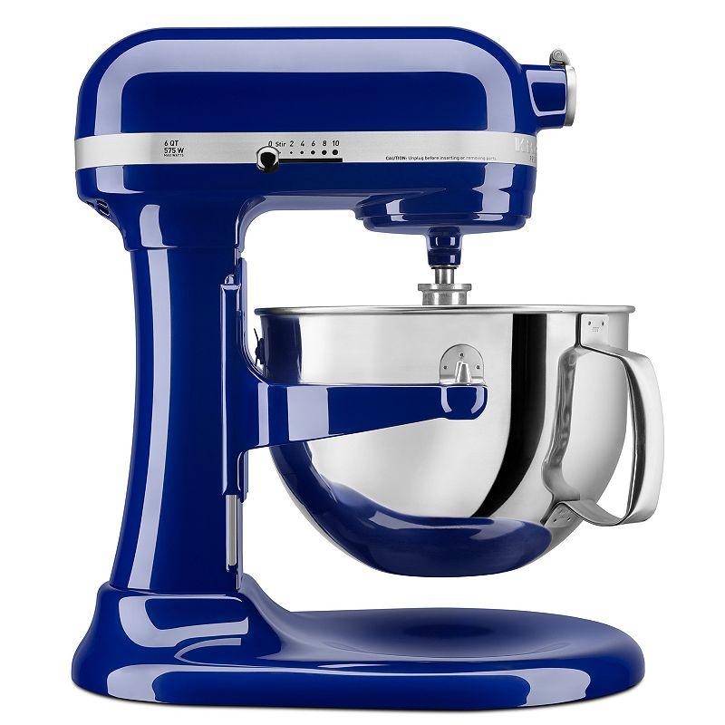 KitchenAid KP26M1X Pro 600 Stand Mixer (Blue)