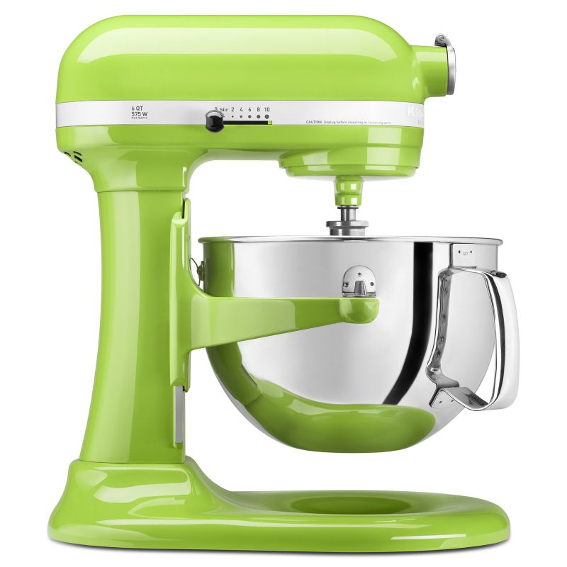KitchenAid Pro 600 Stand Mixer KP26M1X - Green Apple - KitchenAid Professional 92935362