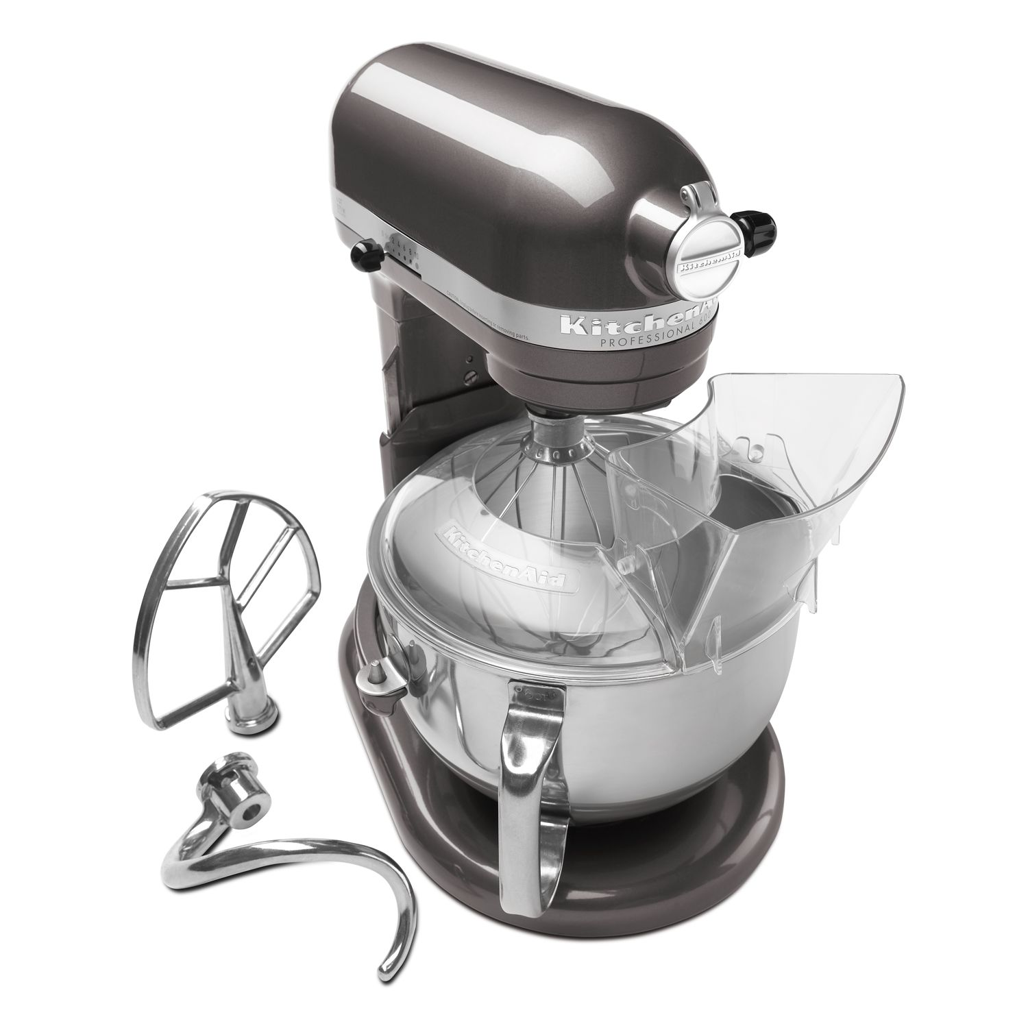 kitchenaid kp26m1x pro 600 series 6 qt bowl lift stand mixer rh kohls com