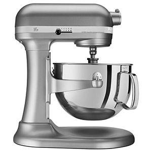 KitchenAid KP26M1X Pro 600? Series 6-qt. Bowl-Lift Stand Mixer