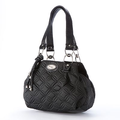 Donna Sharp Quilted Shoulder Bag