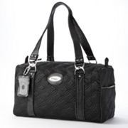 Donna Sharp Quilted Duffel Bag