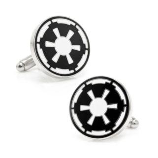 Star Wars Imperial Empire Symbol Cuff Links