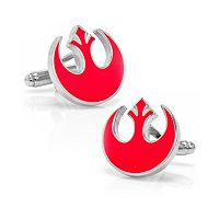 Star Wars Rebel Alliance Symbol Cuff Links