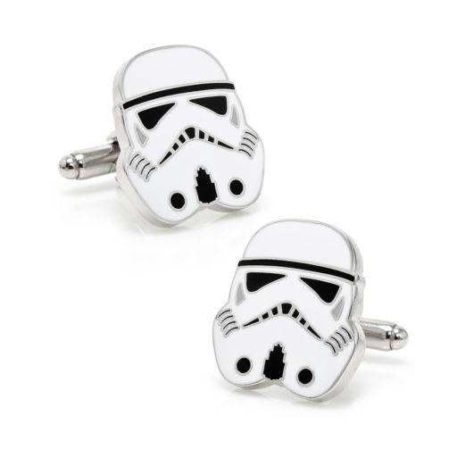 Star Wars Storm Trooper Head Cuff Links
