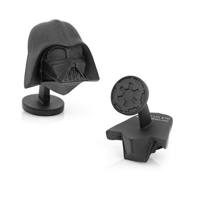 Star Wars 3-D Darth Vader Cuff Links