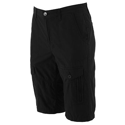Helix Zipper Cargo Shorts - Men