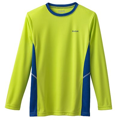 Reebok Poly Tech Tee - Boys 8-20