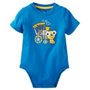 Jumping Beans Train Applique Bodysuit - Baby