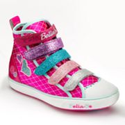 Skechers Bella Ballerina Curtsies 5 Class High-Top Sneakers - Girls