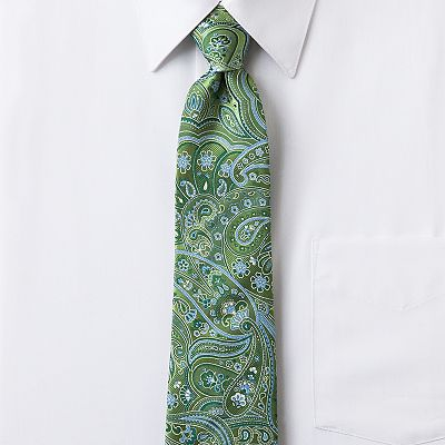 Croft and Barrow Jackson Paisley Tie