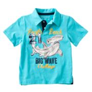 SONOMA life + style Big Wave Polo - Boys 4-7x