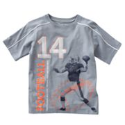 Jumping Beans Football Tee - Boys 4-7x
