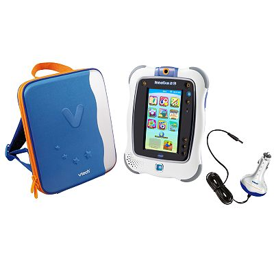 VTech InnoTab 2S Learning Tablet Bonus Pack - Blue