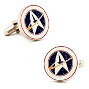 Star Trek Starfleet Command Cuff Links